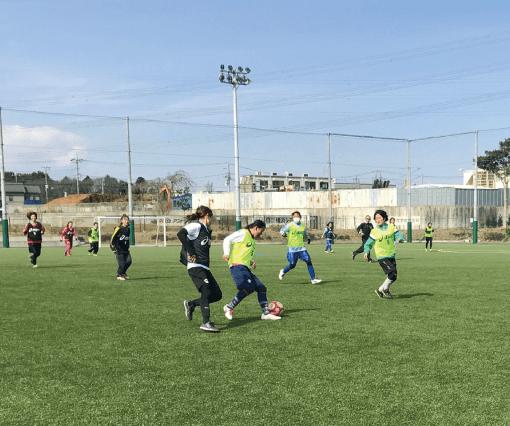 神奈川県サッカー協会フットボールセンター(かもめパーク)の画像
