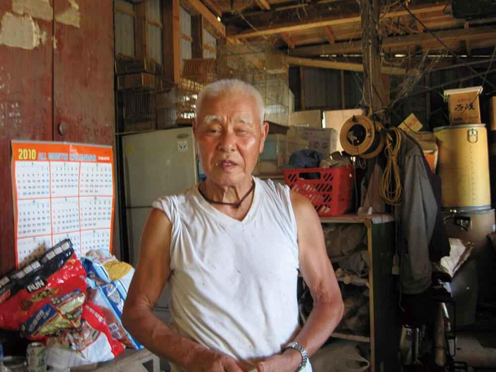 和泉町で黒毛和牛を生産している森茂之さん